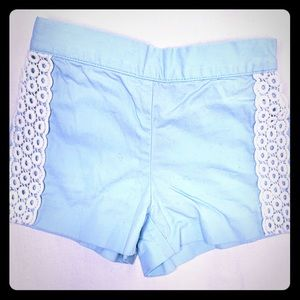 Janie & Jack High wasted baby shorts